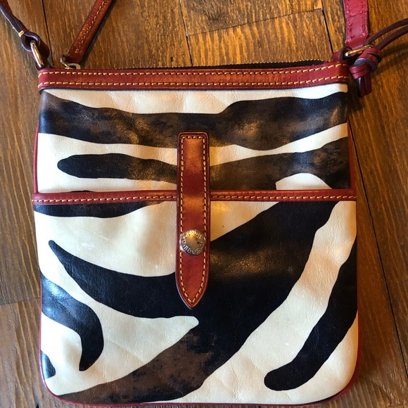 05bacffe3eb2 Dooney & Bourke Handbags - ❤️20% off list price Zebra Dooney and Bourke bag